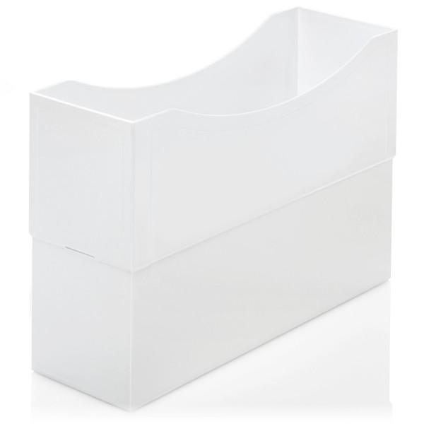 104014 Kunststoffboxen lichtgrau
