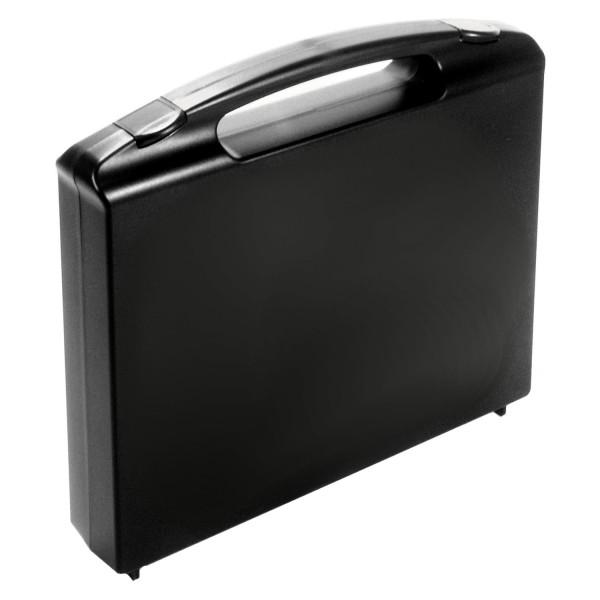 GO-Koffer für 1 Sammler, PP, schwarz