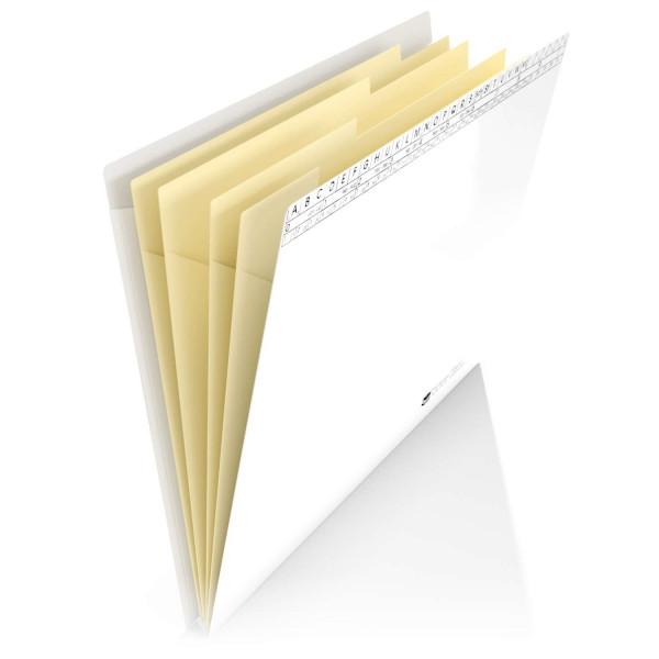 Elegance-Multifach-Mappen 5 Fächer
