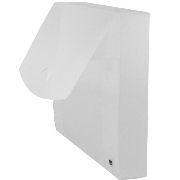 GO-Box, Aktentaschen-Stil mit Steckverschluss, 45