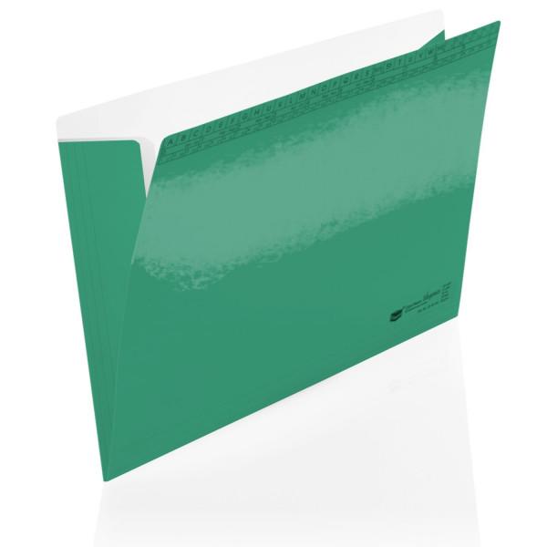 Orgamappen Elegance grün 250g