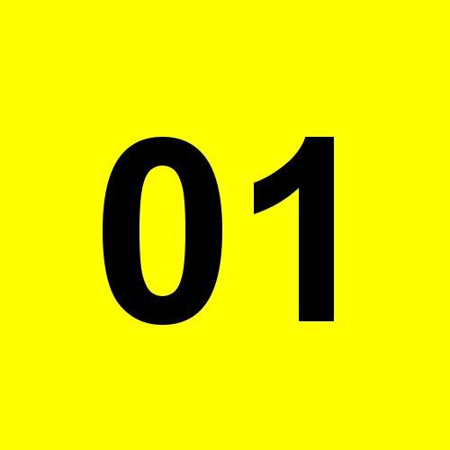01 - gelb